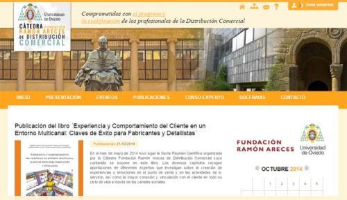 Cátedra Fundación Ramón Areces