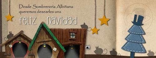 Feliz Navidad desde Sombrerería Albiñana