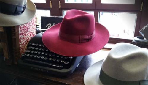 Sombrero Granate