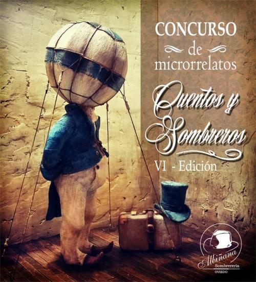 """Concurso de Microrrelatos """"Cuentos y Sombreros"""""""