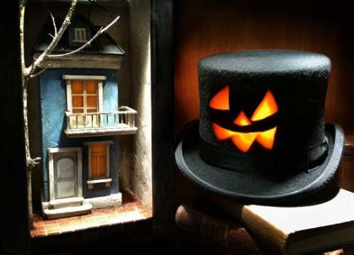 Halloween con Sombrero