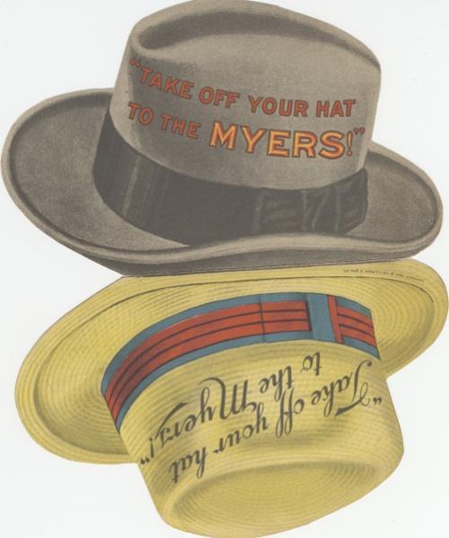 Anuncios de Sombreros