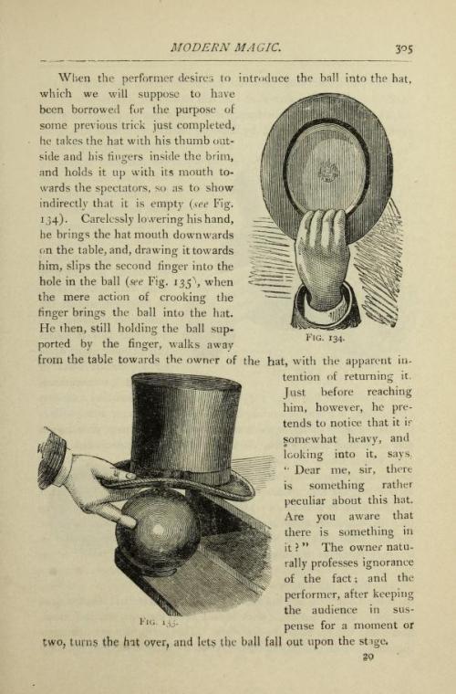 Magia con Sombrero