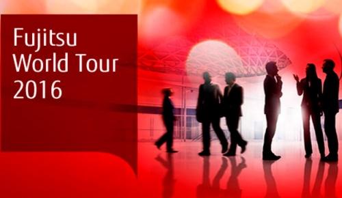 Fujitsu World Tour 2016