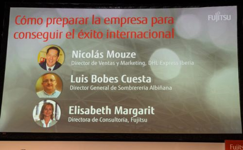 Luis Bobes - Fujitsu World Tour 2016