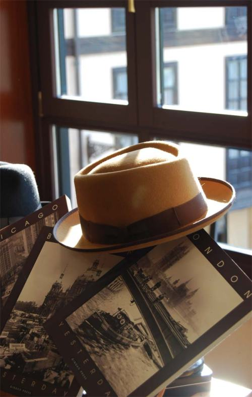 Sombreros de Otoño