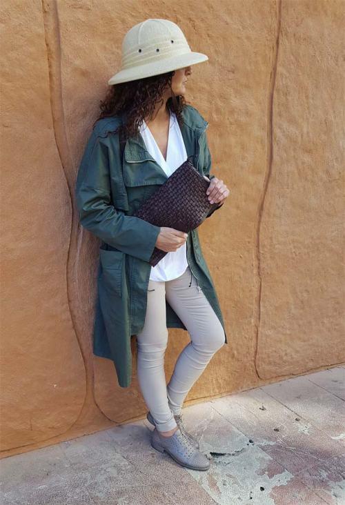 Vestidos y Sombreros